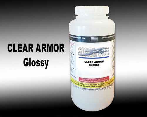 CLEAR ARMOR Gloss